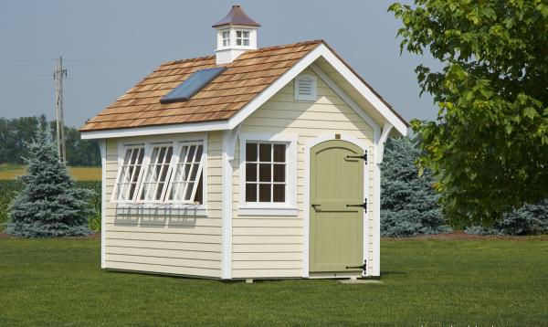garden shed in Lancaster PA