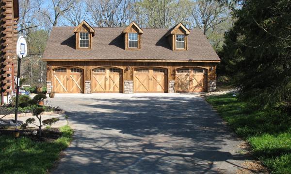 custom garage in Lancaster PA