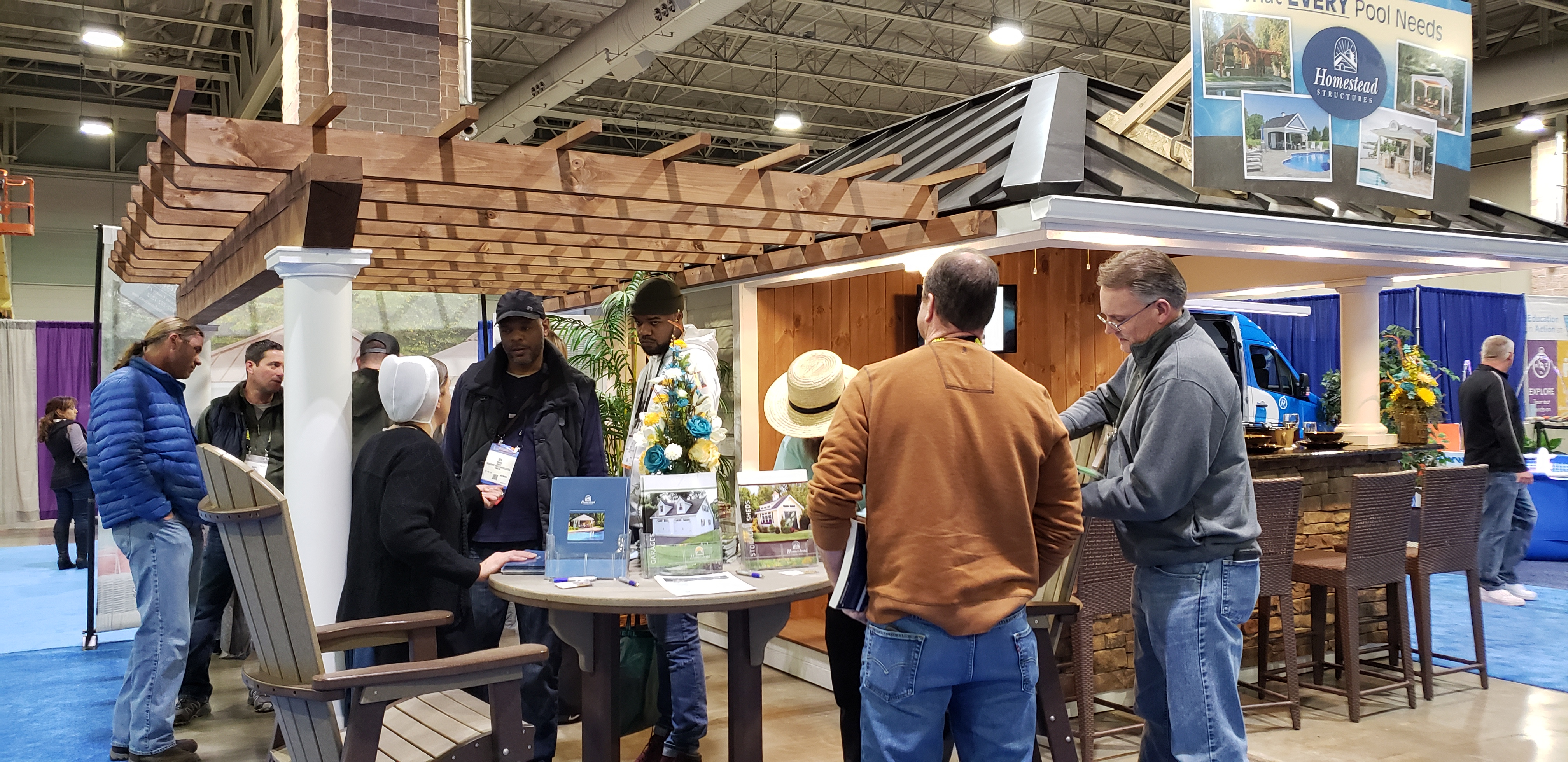 2019 Pool & Spa Show in Atlantic City