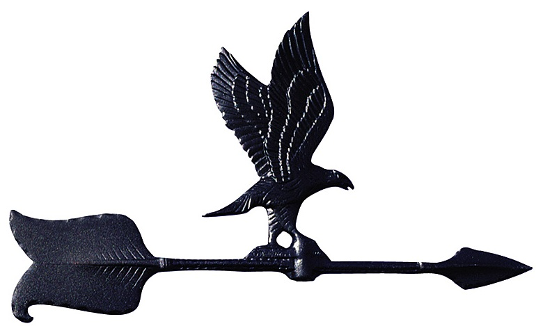 Black Eagle Weathervane