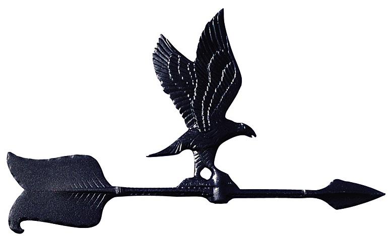 Black Eagle Weathervane