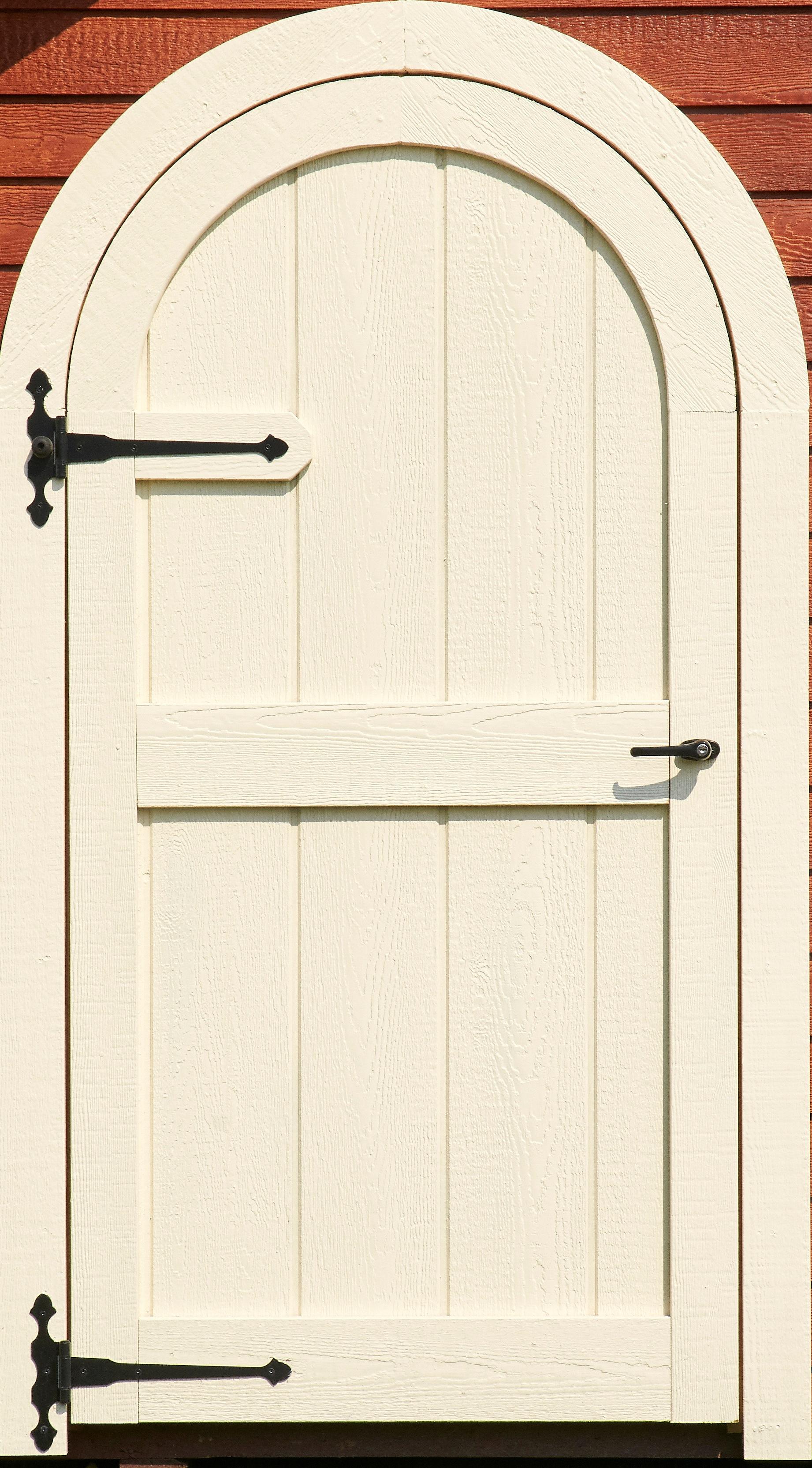 Single Arch Door