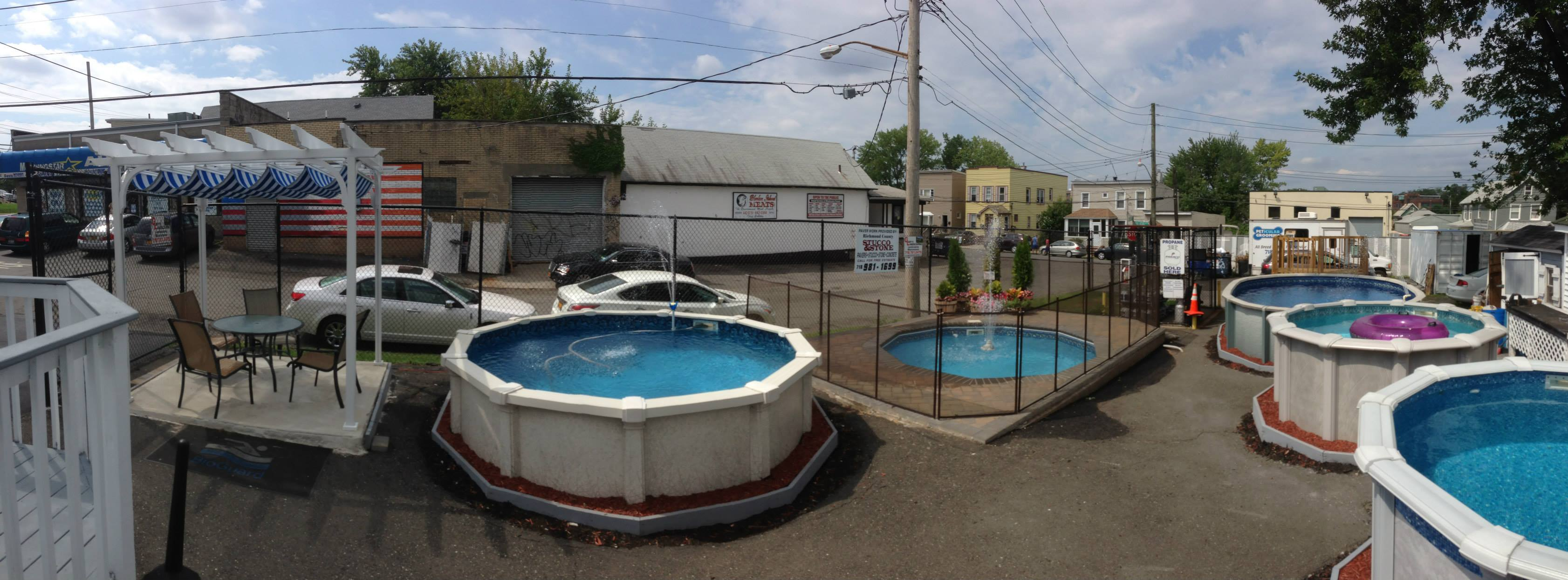 Holly Hill Pool Patio Staten Island