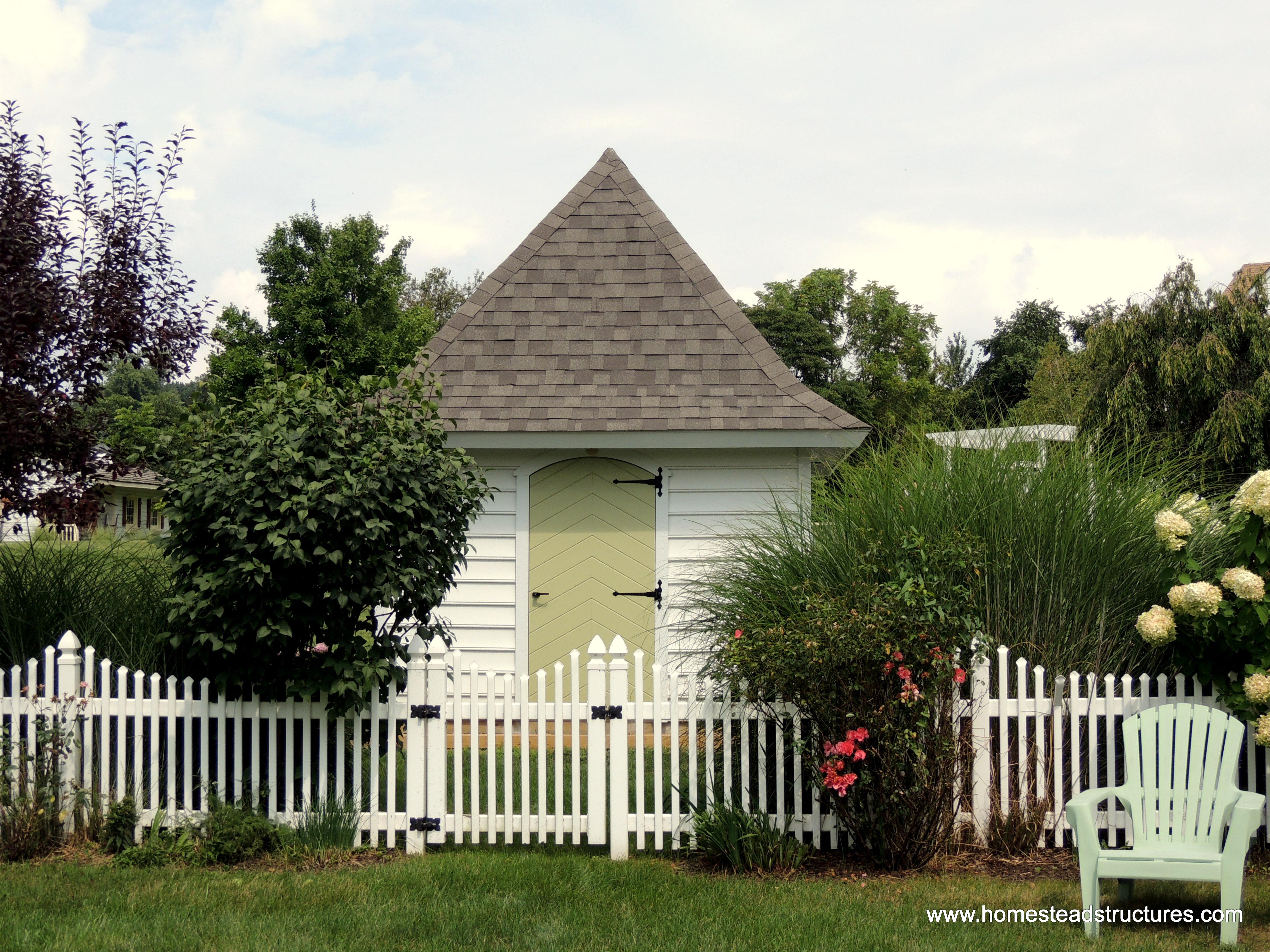 Garden Sheds 10 X 10 garden sheds for garden storage, tool sheds | homestead structures
