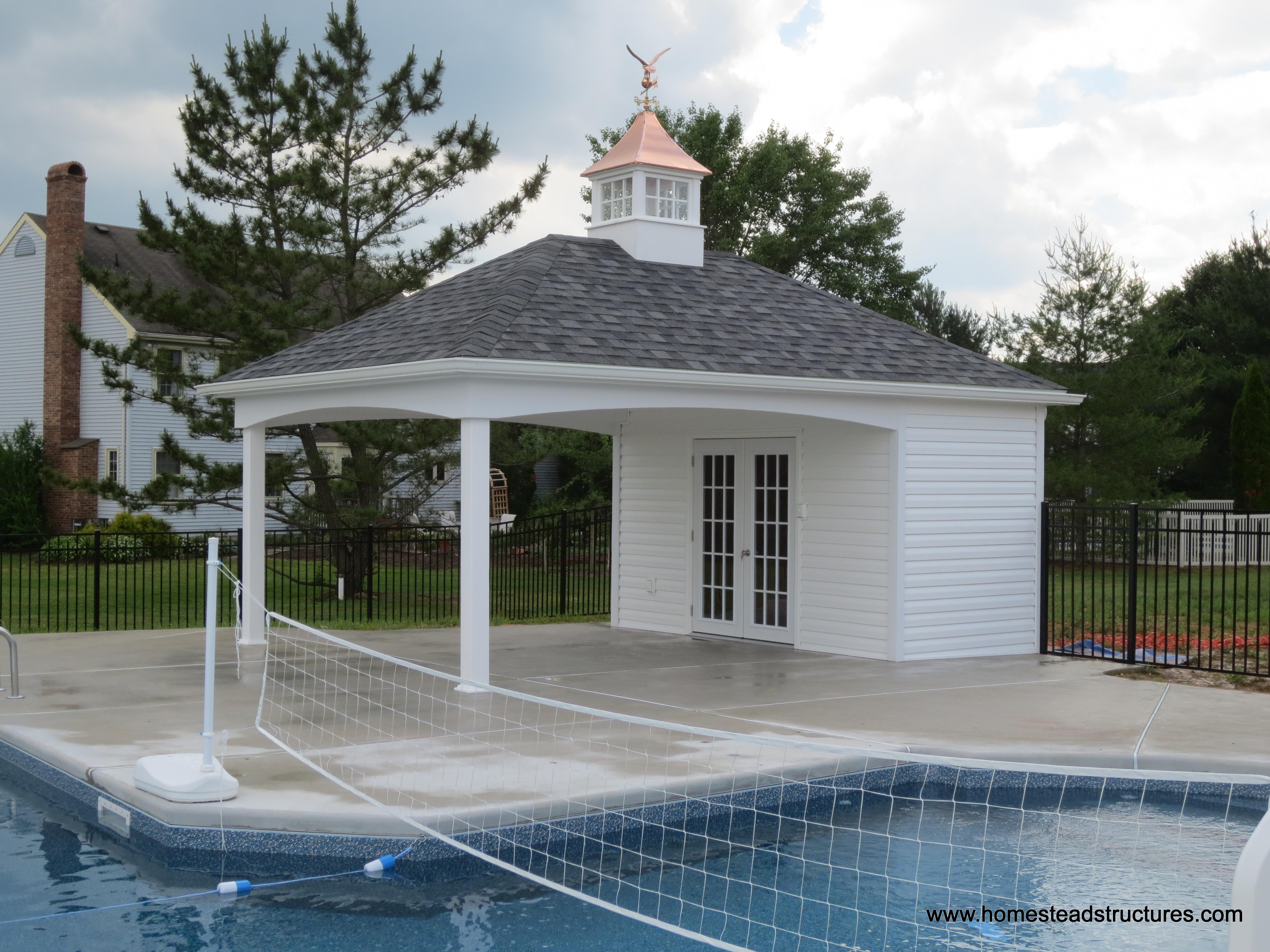 Avalon Pool House