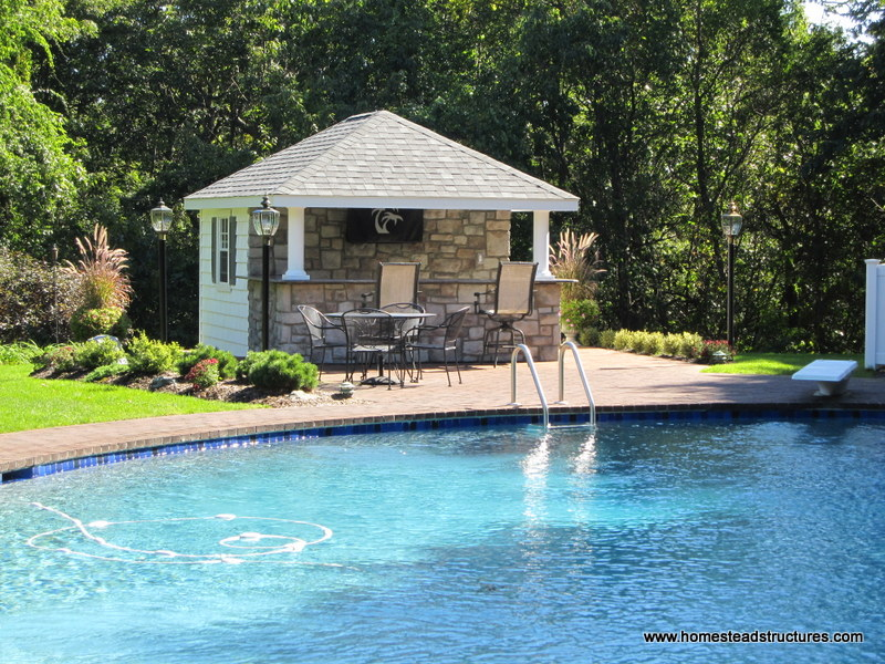 Siesta Poolside Bars Photos Homestead Structures