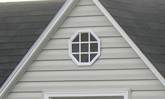 Octagon Window