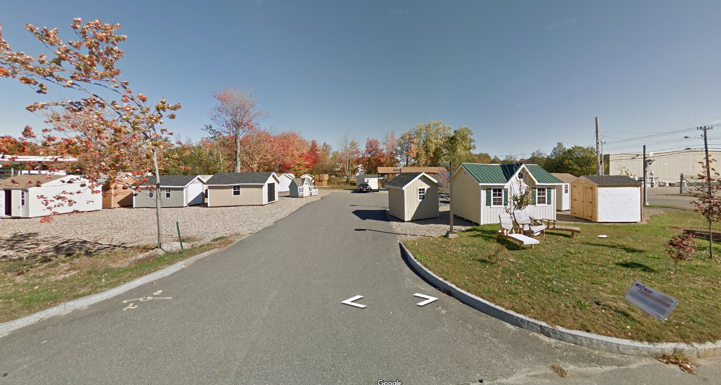 Shed Happens - 509 Warren Ave Portland Maine