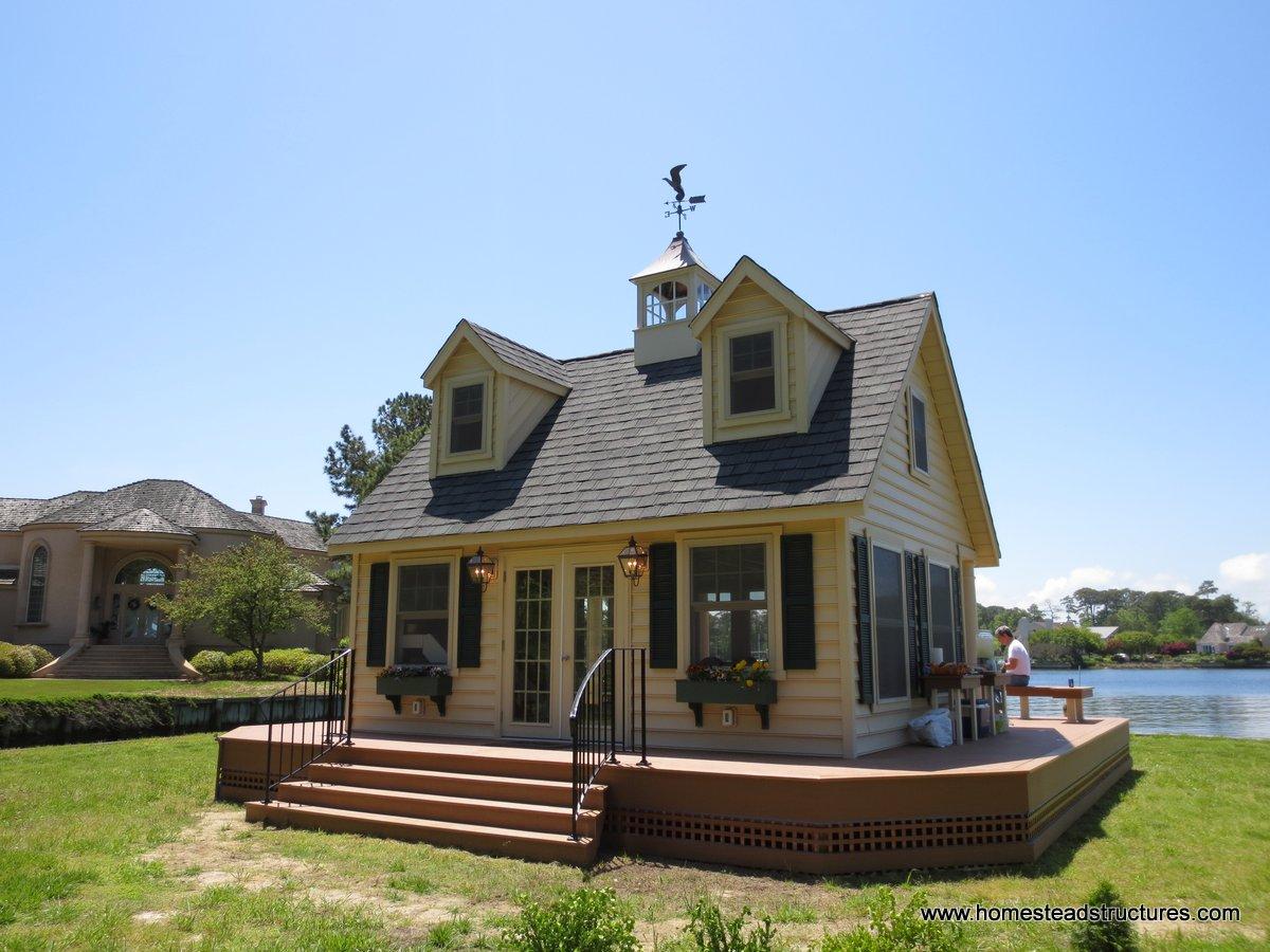 Tiny House in Virginia