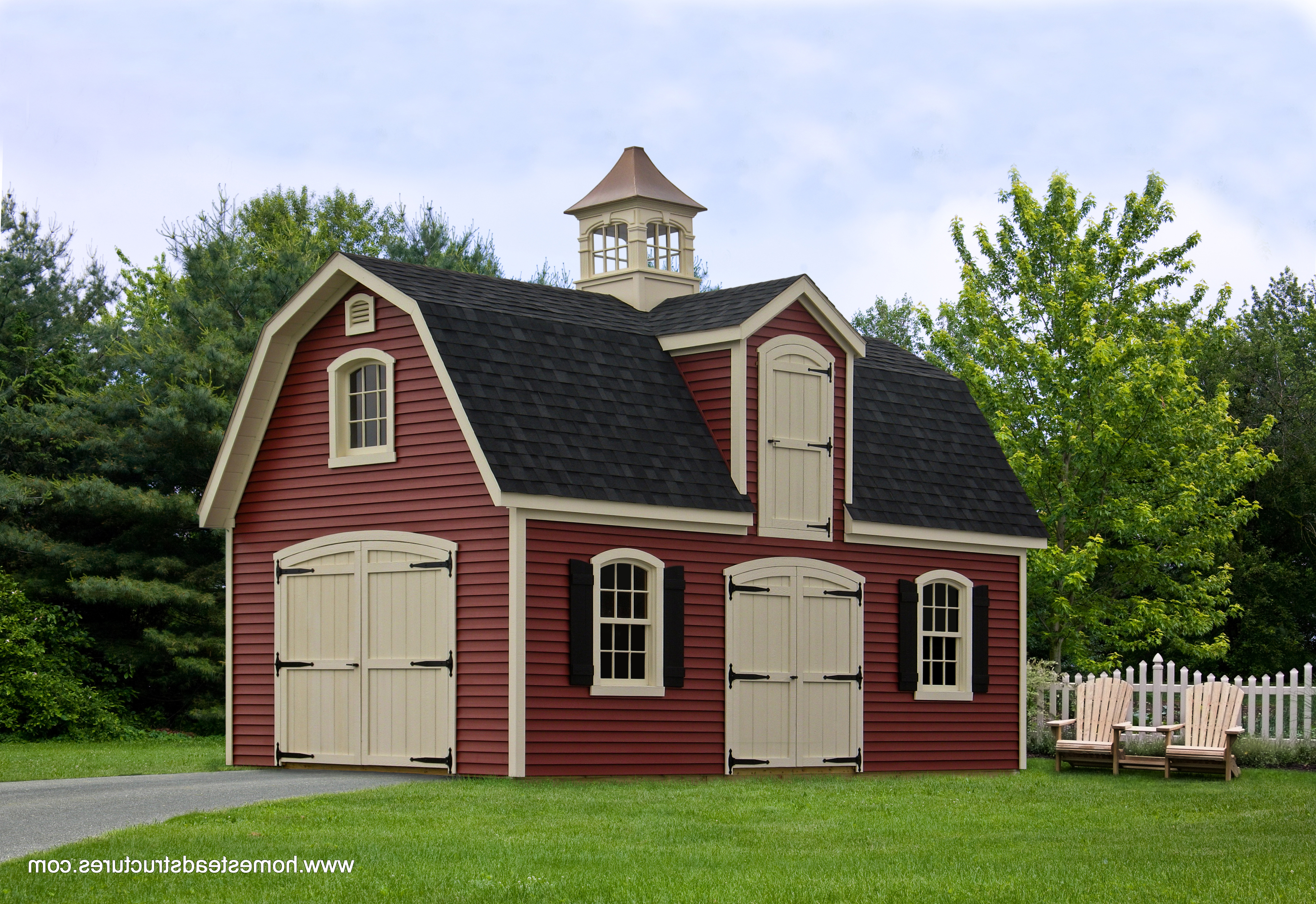 Custom Storage Sheds for Sale in PA, Garden Sheds, Amish ...