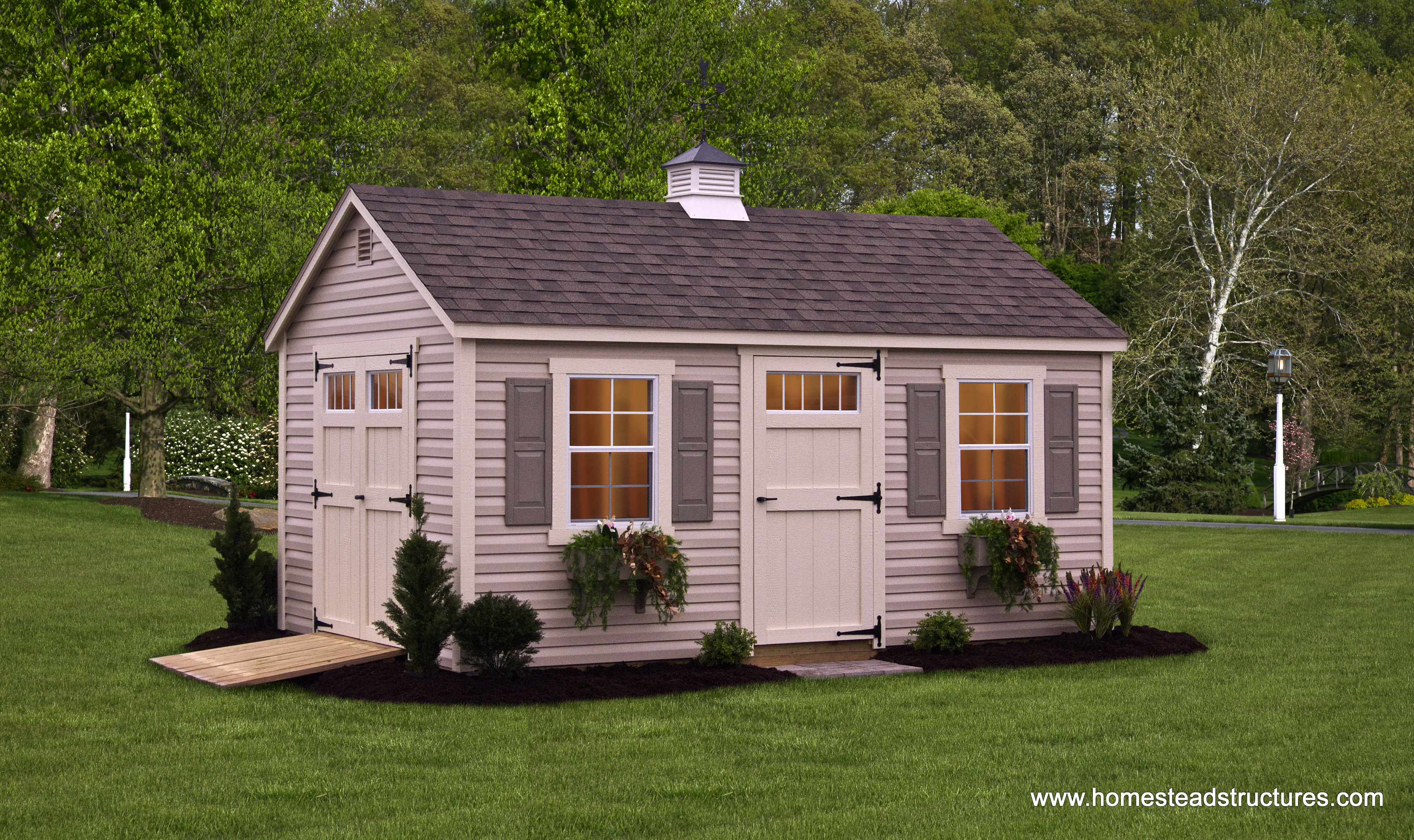 Custom storage sheds for sale in pa garden sheds amish for New england barns for sale