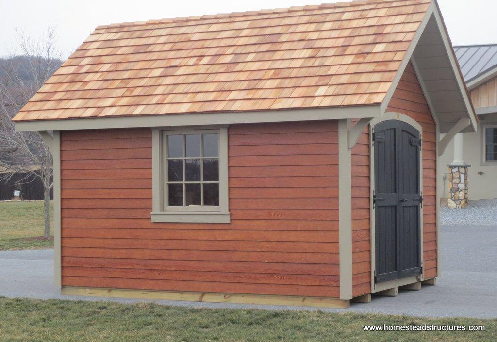 Attractive Garden Sheds York Pa