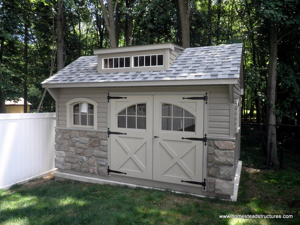 Quaker barns carriage house sheds amish built photos for Carriage house shed