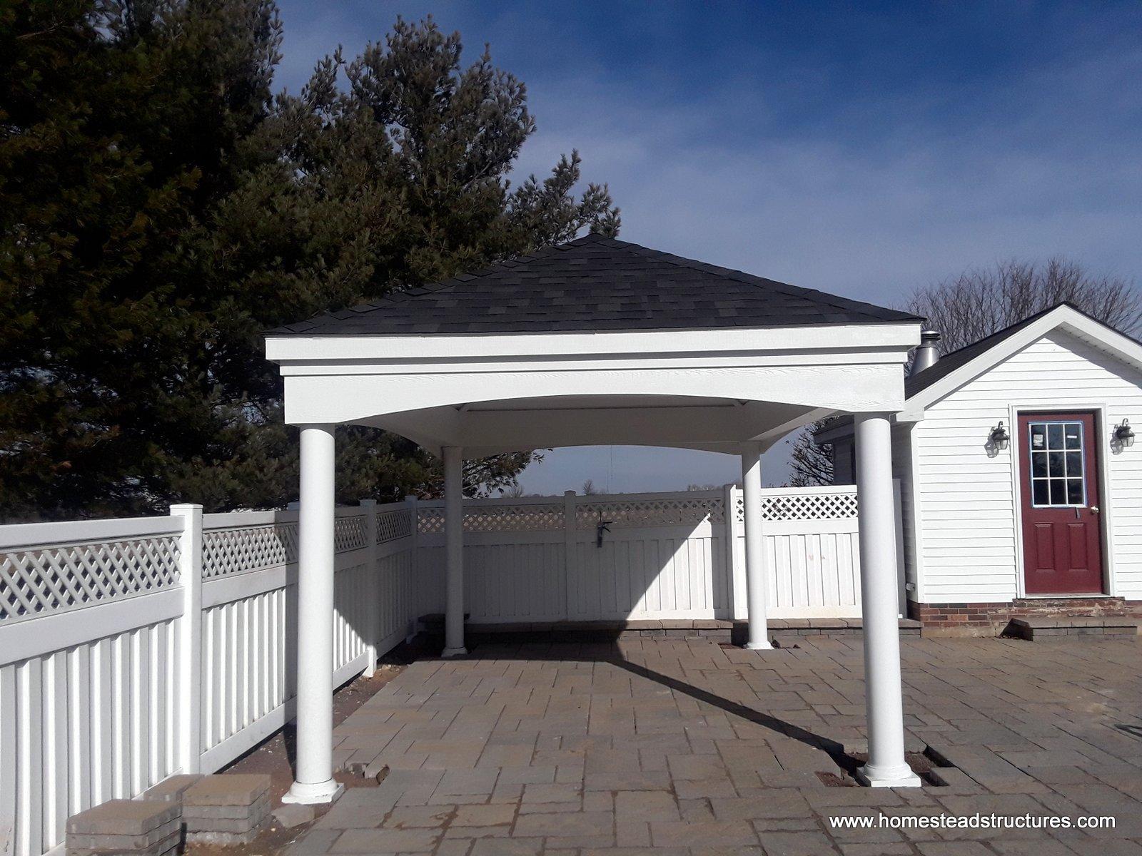 Estate Pavilions | Homestead Structures