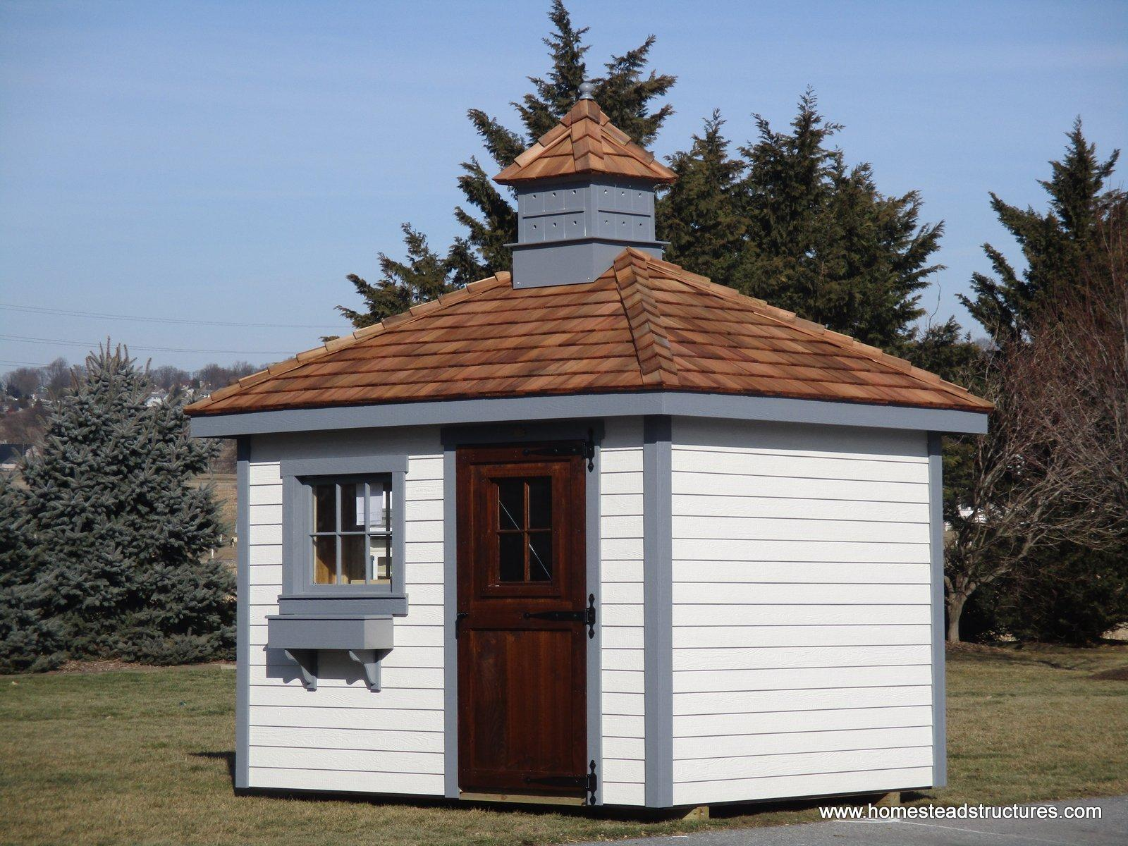 Hip Roof Sheds Homestead Structures