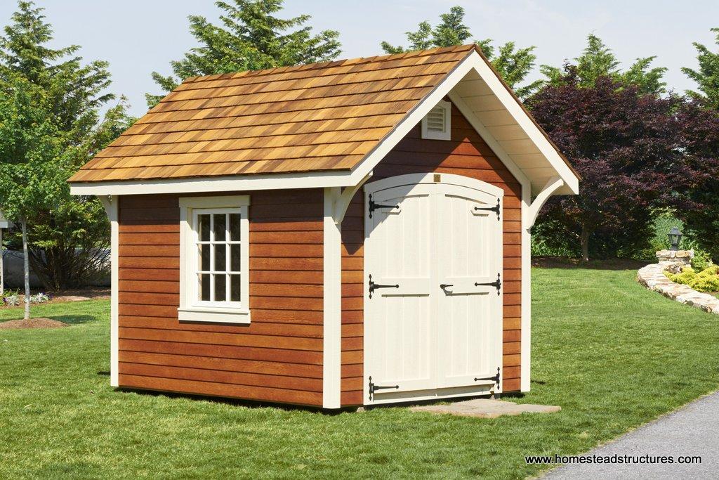 Garden Sheds 8x10 garden sheds | photos | homestead structures