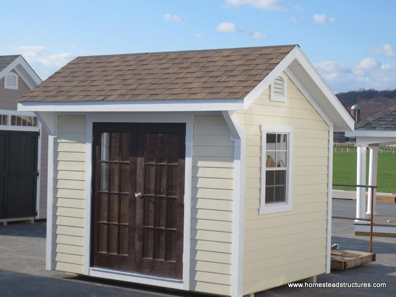 Quaker Barns Amp Carriage House Sheds Amish Built