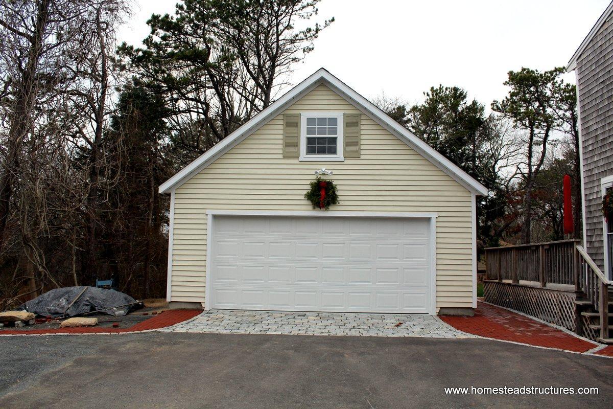 2 car garages photos homestead structures