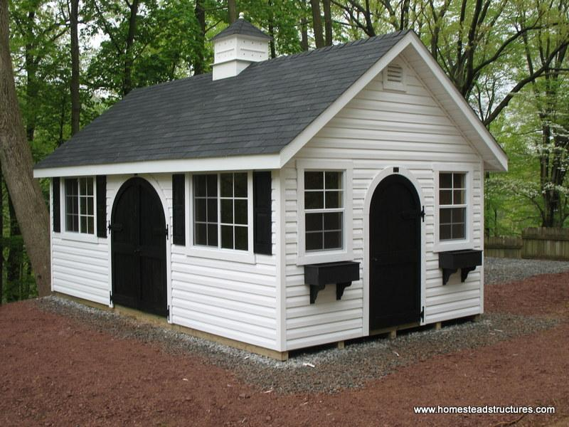 Classic A Frame Shed