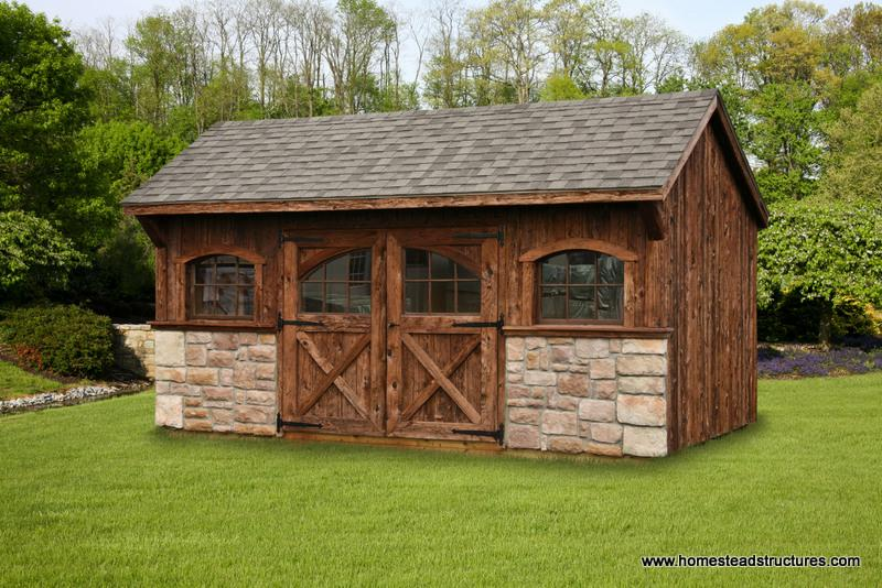 Quaker Barns Carriage House Sheds Amish Built Photos