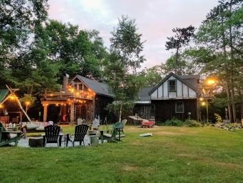 Backyard Staycation DIY