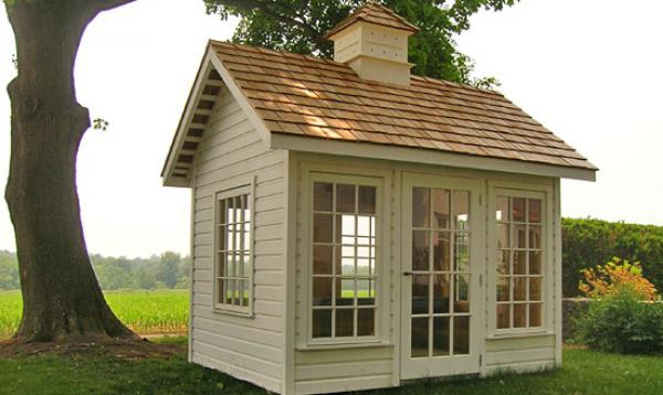 Garden Shed Greenhouse