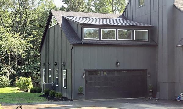 50x25 Custom Classic 2-Car. 2-Story Garage in PA