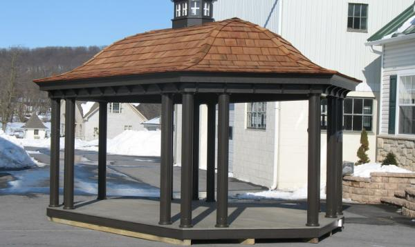 12' x 20' Belvedere Pavilion
