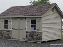 12' x 16' Classic A-Frame Shed for Sale in New Jersey