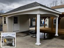 12x20 Avalon Pool House for Sale in Kingston, NY