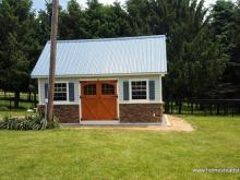 12x20 Liberty A-Frame Shed in Lititz, PA