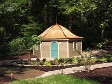 19' Garden Belle in Reading PA - Hexagonal Shed