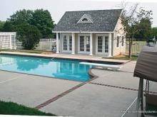 Heritage Pool House
