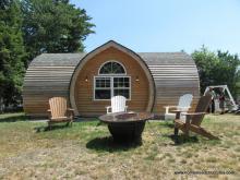 The Hobbit House - tiny home