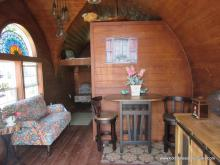 Interior of the Hobbit House