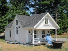 The White House - tiny home