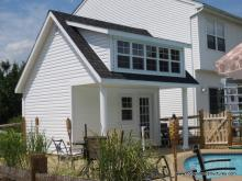 16' x 14' Heritage Pool House (vinyl siding)