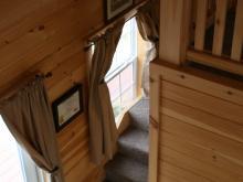 Tiny house steps