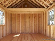 10x12 Premier Garden Shed Interior