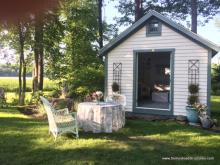 12' x 14' Classic A Frame Napping Shed