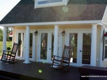 Tiny House Porch