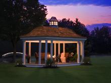 12x20 Belvedere Pavilion