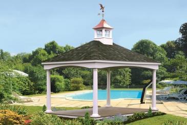 10' x 14' Estate Pavilion