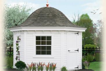 10' Homestead Garden Belle (D-temp Siding)