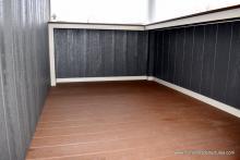 10x12 Siesta standard bar interior with D-Temp