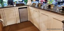10x14 Siesta Poolside Bar with wet bar (sink & fridge)