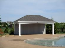 12' x 20' Avalon Pool House in Freehold, NJ