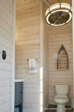 Avalon pool house bathroom
