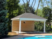 14x18 Avalon Pool House