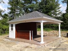 16' x 18' Avalon Pool House in Basking Ridge, NJ